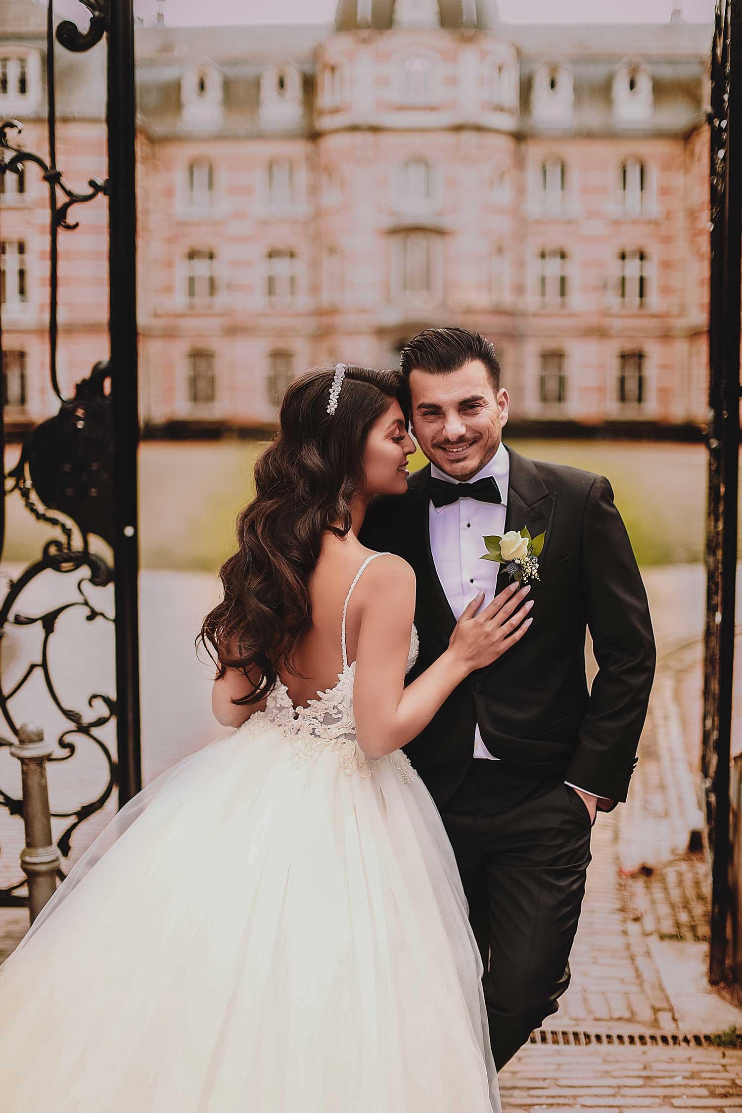 Antwerp wedding photoshoot
