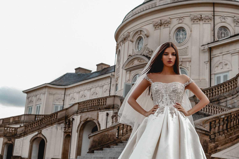 Classic and elegant bridal editorial and interior design