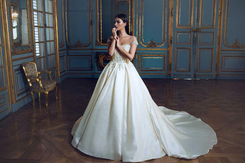 Classic bridal editorial and interior design