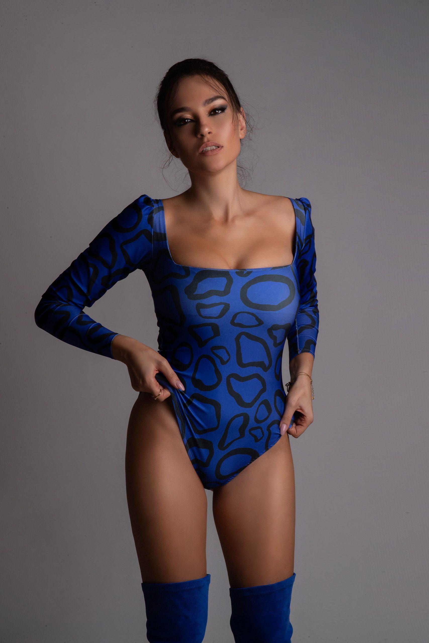 Eva Murati as celebrity Endorsement