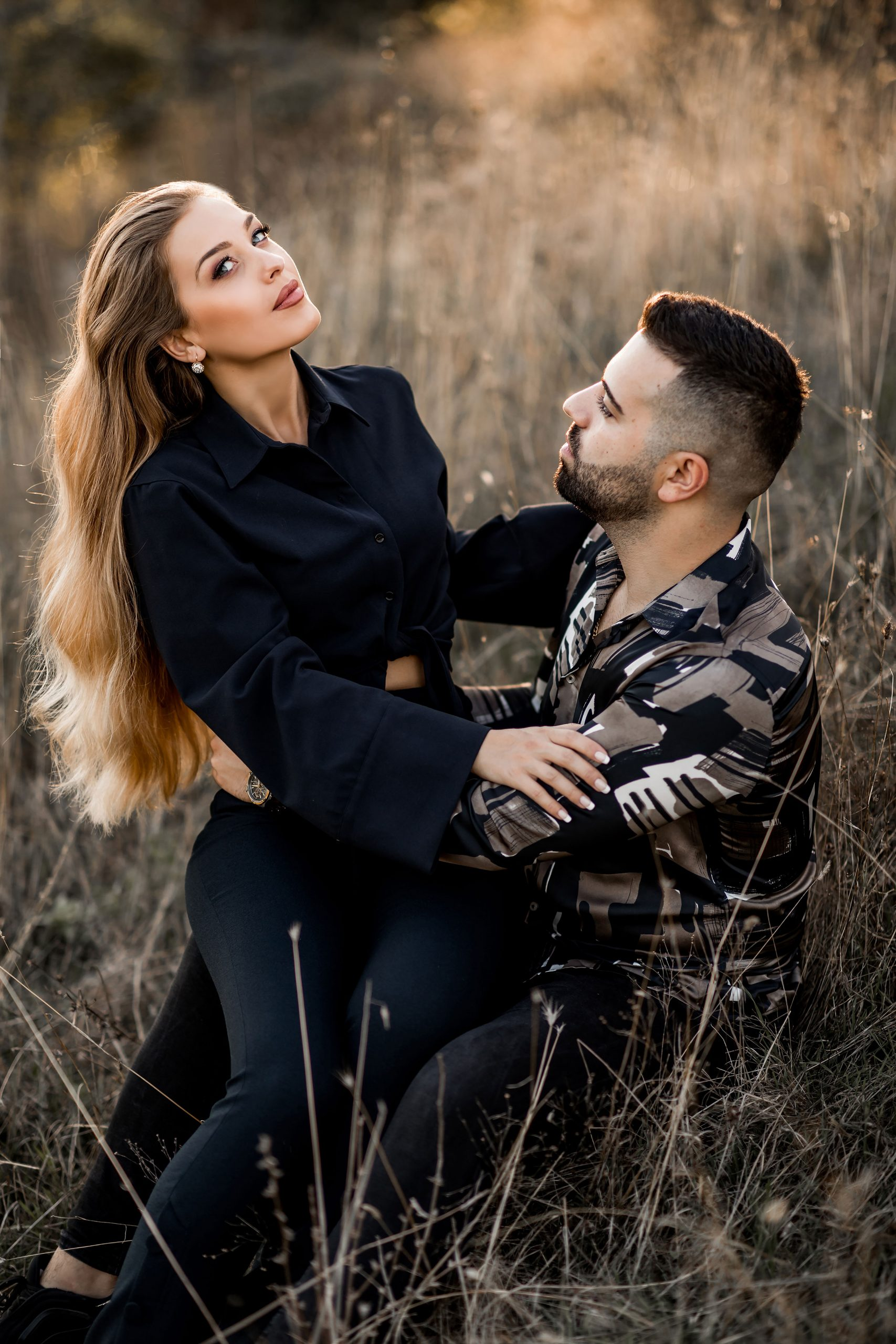Nature photoshoot-Couples' edition
