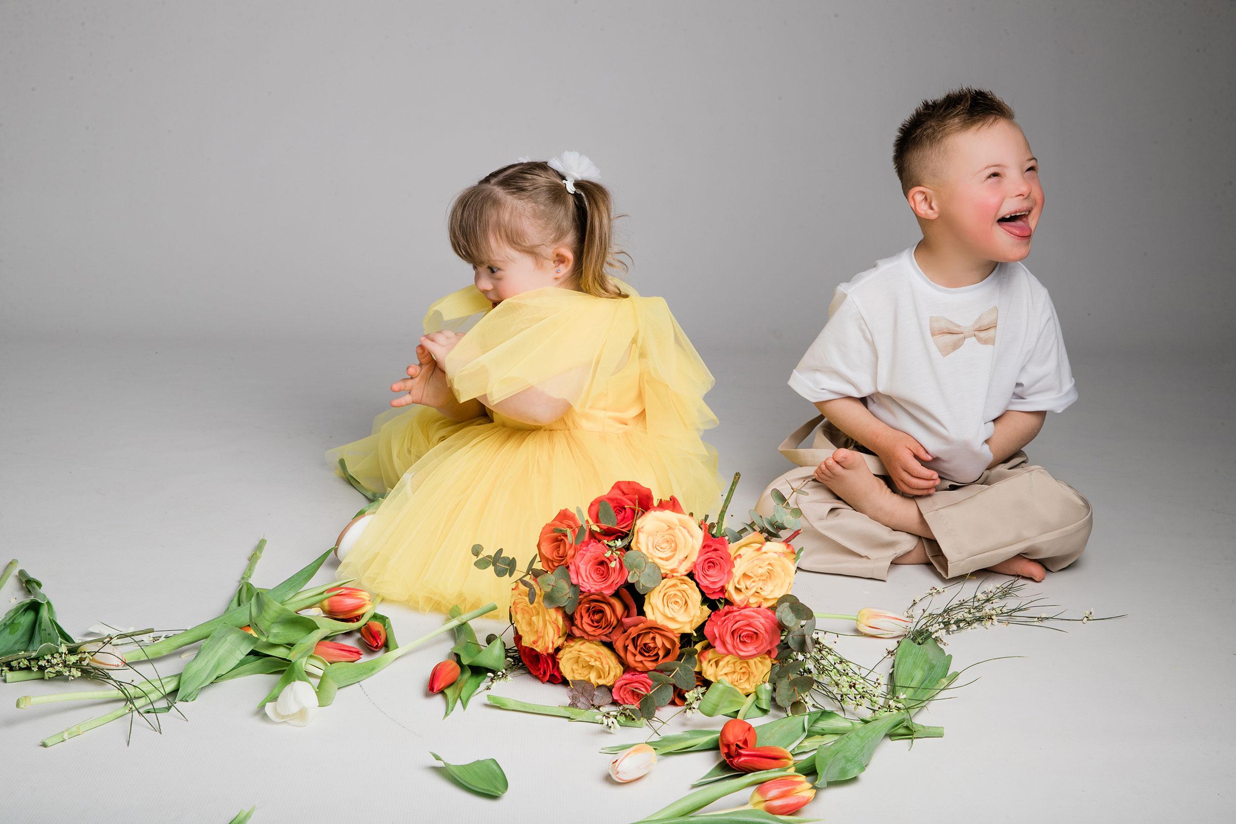 Kids Studio Photography