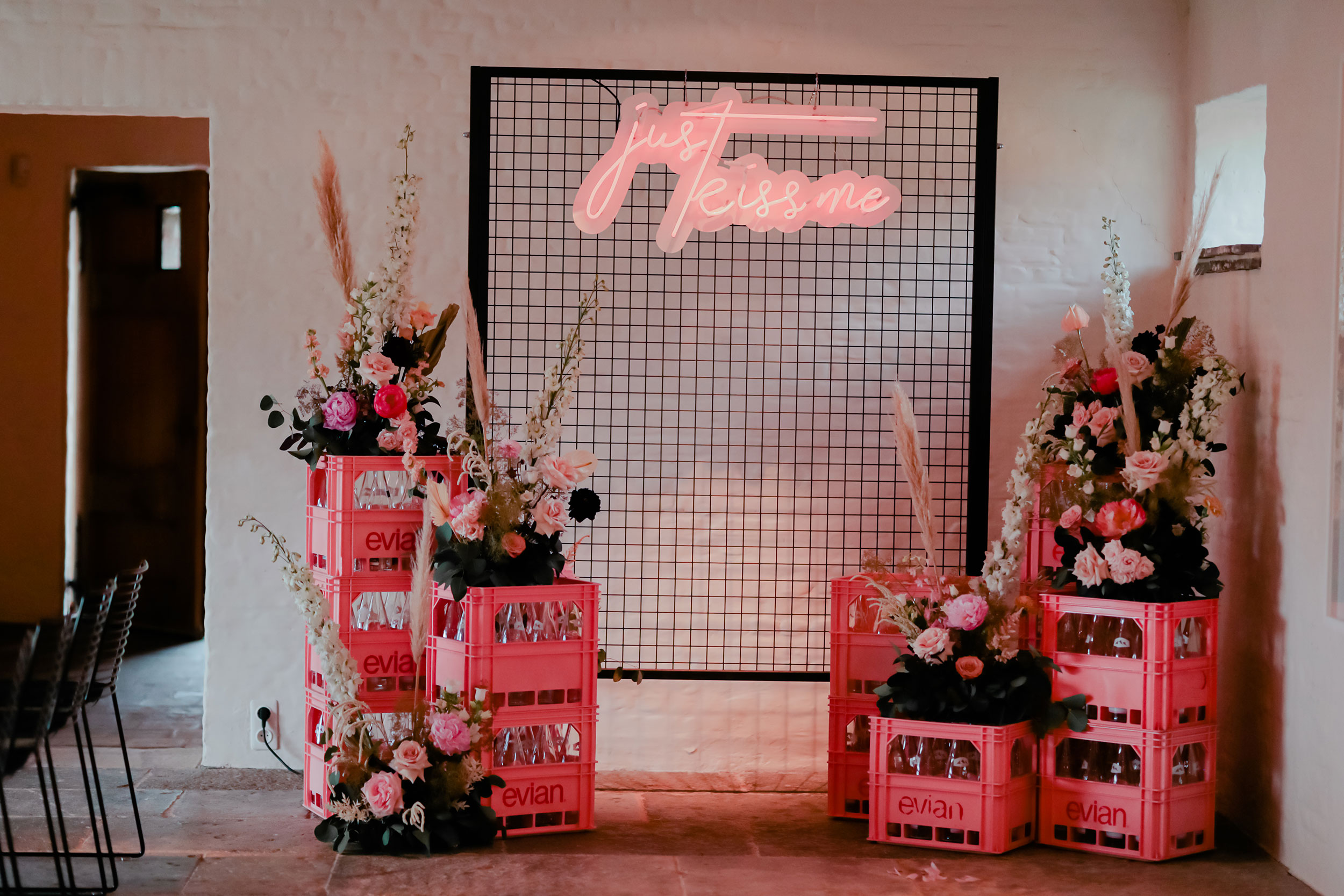 Latest wedding trends- Floral decorations